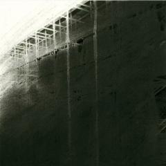 Cityscape_12/ digitale print en houtskool op papier / 21x 30 cm