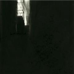 Cityscape_16/ digitale print en houtskool op papier / 21x 30 cm