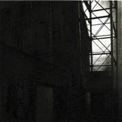 Cityscape_20/ digitale print en houtskool op papier / 21x 30 cm