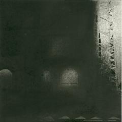 Cityscape_4/ digitale print en houtskool op papier / 21x 30 cm