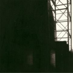 Cityscape_5/ digitale print en houtskool op papier / 21x 30 cm