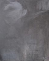 ONBEKEND 1     ACRYL OP DOEK, 40×50 CM
